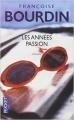 Couverture Lucrèce, tome 1 : Les Années passion Editions Pocket 2014