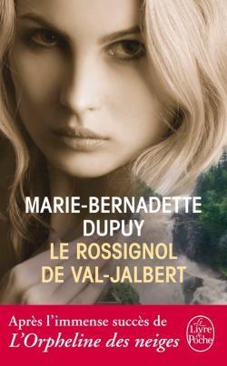 Couverture Val-Jalbert, tome 2 : Le rossignol de Val-Jalbert