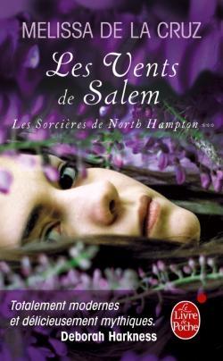 Couverture Les sorcières de North Hampton, tome 3 : Les vents de Salem