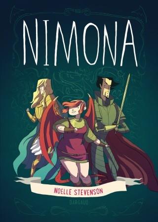 Couverture Nimona
