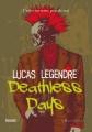 Couverture Deathless days Editions La Bourdonnaye (Intrigues) 2015