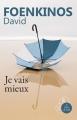 Couverture Je vais mieux Editions A vue d'oeil (16-17) 2013