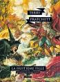 Couverture Les Annales du Disque-Monde, tome 03 : La Huitième Fille Editions L'Atalante (La Dentelle du cygne) 2014