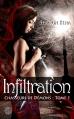 Couverture Chasseurs de démons, tome 1 : Infiltration Editions Sharon Kena 2014