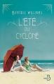 Couverture L'été du cyclone Editions Belfond 2015