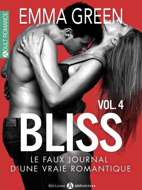 Couverture Bliss, le faux journal d'une vraie romantique, tome 04