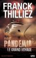 Couverture Avant Pandémia : Le grand voyage Editions 12-21 2015