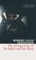 Couverture L'étrange cas du docteur Jekyll et de M. Hyde / L'étrange cas du Dr. Jekyll et de M. Hyde Editions Collins & Brown 2010