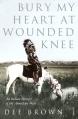 Couverture Enterre mon coeur à Wounded Knee Editions Vintage Books 1987