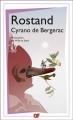 Couverture Cyrano de Bergerac Editions Flammarion (GF) 2013