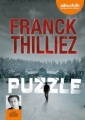 Couverture Puzzle Editions Audiolib 2014