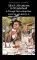 Couverture Alice au pays des merveilles / Les aventures d'Alice au pays des merveilles Editions Wordsworth 2009