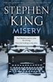 Couverture Misery Editions Hodder 2011