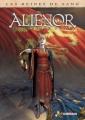 Couverture Les reines de sang : Aliénor : La légende noire, tome 4 Editions Delcourt 2015