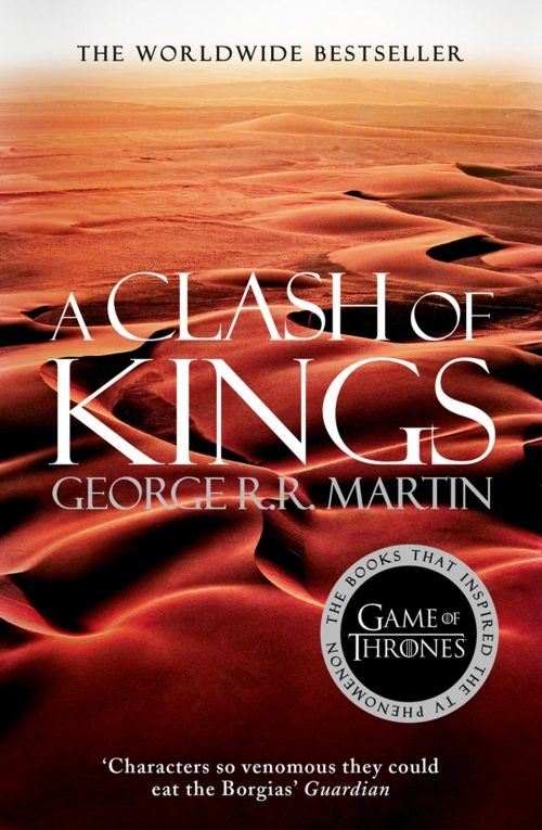 Game of thrones - L'intégrale T2 de G.G. Martin