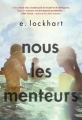 Couverture Nous les menteurs Editions Gallimard  (Jeunesse) 2015