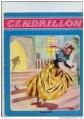 Couverture Cendrillon Editions Touret 1960