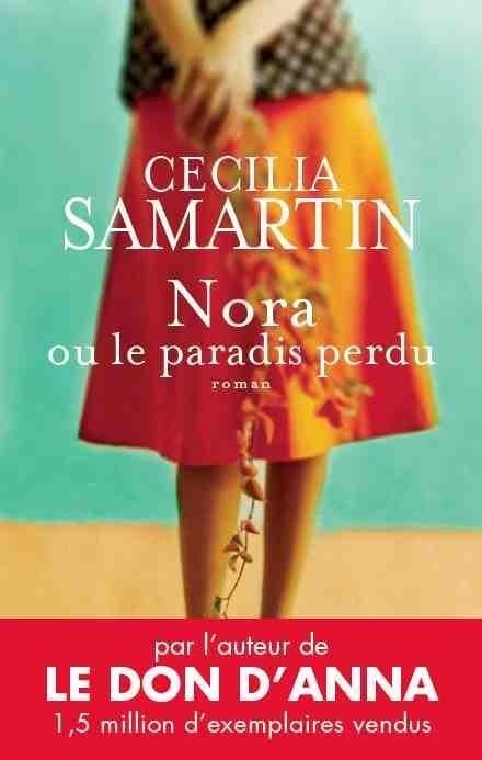 Couverture Nora ou le paradis perdu