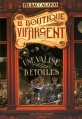 Couverture La boutique Vif-Argent, tome 1 : Une valise d'étoiles Editions Gallimard  (Jeunesse) 2015