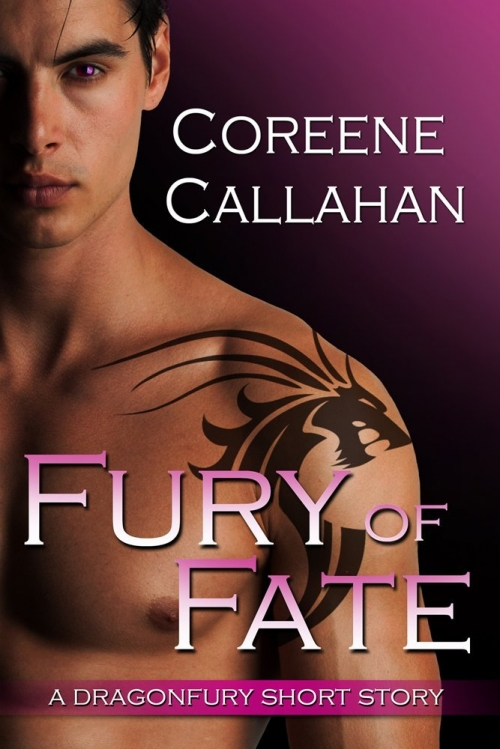 Couverture Dragonfury, tome 4.5