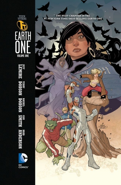 Couverture Teen Titans: Earth One, book 1
