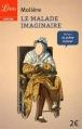 Couverture Le malade imaginaire Editions Librio (Théâtre) 2015
