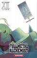 Couverture Fullmetal Alchemist, édition reliée, tome 12 Editions Kurokawa 2015