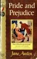 Couverture Orgueil et préjugés Editions Pocket Books (Cardinal) 1952