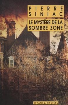 Couverture Le Mystère de la Sombre Zone