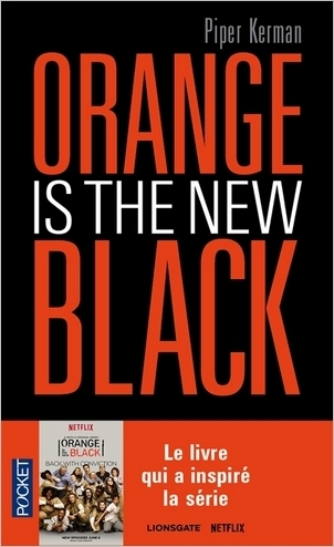 Couverture Orange Is the New Black