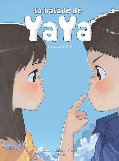 Couverture La balade de Yaya, intégrale, tome 3