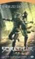 Couverture Sorceleur, tome 3 : Le sang des elfes Editions Milady 2012