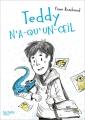 Couverture Teddy n'a-qu'un-oeil Editions Hachette (Hors-série) 2015