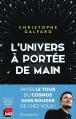 Couverture L'Univers à portée de main Editions Flammarion 2015
