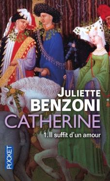 Couverture Catherine (5 tomes), tome 1 : Il suffit d'un amour