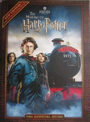 Couverture The making of Harry Potter : The official guide