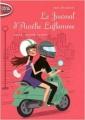 Couverture Le journal d'Aurélie Laflamme, tome 8 : Les pieds sur terre Editions Michel Lafon (Poche) 2015