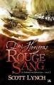 Couverture Les Salauds Gentilshommes, tome 2 : Des Horizons rouge sang Editions Bragelonne 2014