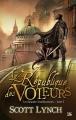 Couverture Les Salauds Gentilshommes, tome 3 : La République des voleurs Editions Bragelonne 2014