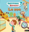 Couverture Le zoo Editions Nathan (Questions / Réponses) 2015