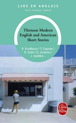 Couverture Thirteen Modern English and American Short Stories