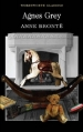 Couverture Agnès Grey Editions Wordsworth 1998