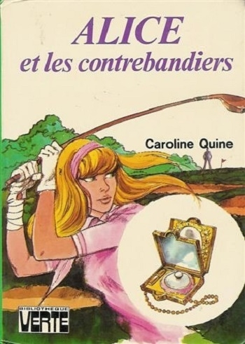 Couverture Alice et les contrebandiers