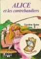 Couverture Alice et les contrebandiers Editions Hachette (Bibliothèque verte) 1980
