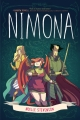 Couverture Nimona Editions HarperTeen 2015
