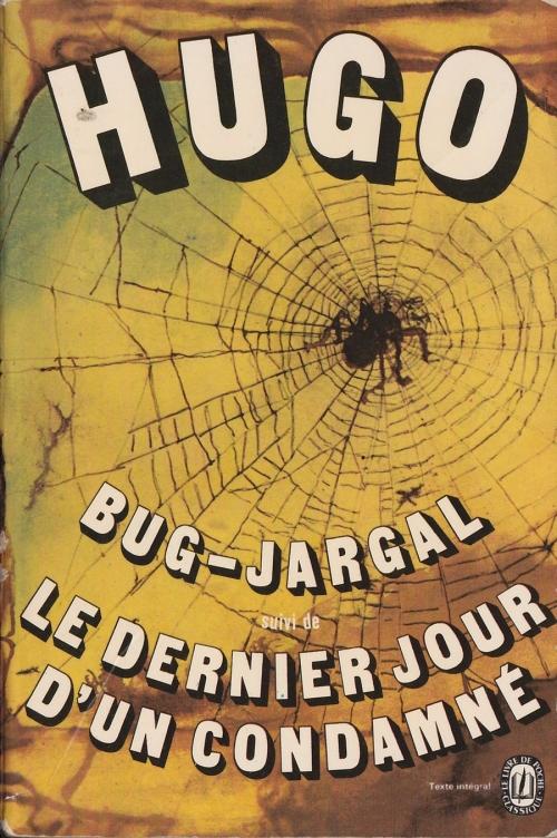 Couverture Bug-Jargal, Le dernier jour d'un condamné