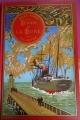 Couverture Voyage lunaire, tome 2 : Autour de la lune Editions Hachette (Hetzel) 2005