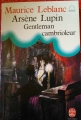 Couverture Arsène Lupin gentleman cambrioleur Editions Le Livre de Poche 1984