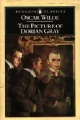 Couverture Le portrait de Dorian Gray Editions Penguin Books (Pocket Classics) 1985