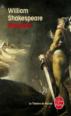 Couverture Macbeth